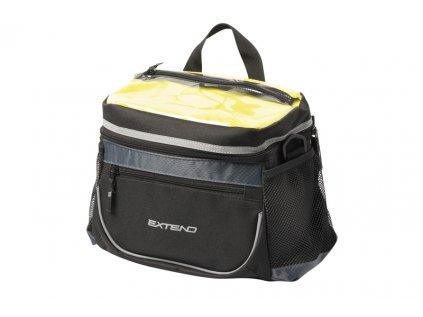 Taška na řidítka Extend TOURER s rychloupínacím držákem