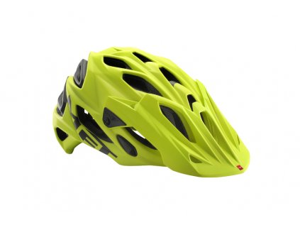 Prilba MET Parabellum HES Matt safety yellow/black L 59-62cm