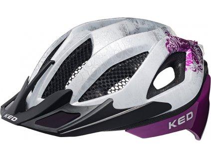 přilba KED Spiri II  Violett Pearl