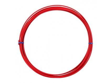 Lankovod brzdový Extend 5 mm/1m červený