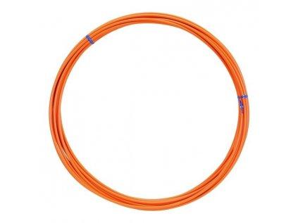 Lankovod brzdový Extend 5 mm/1m oranžový