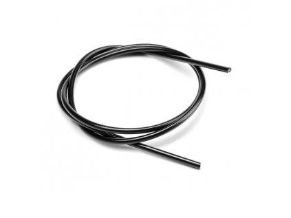 Lankovod radiaci priemer 4mm - čierny