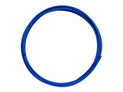 Bowden řadící průměr 4 mm - tmavě modrý