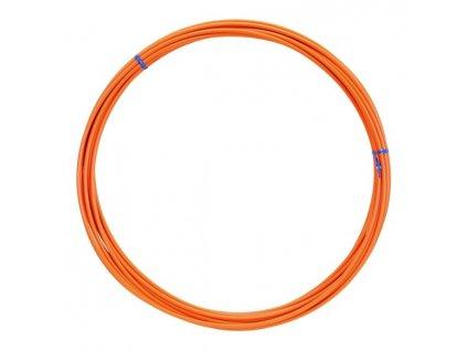 Bowden brzdový průměr 5 mm - oranžový