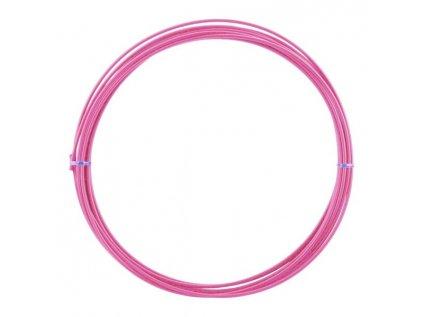 Bowden řadící průměr 4 mm - růžový
