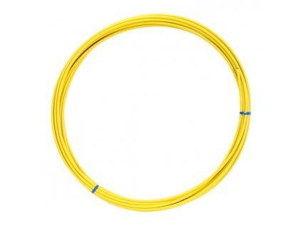 Bowden brzdový průměr 5 mm - žlutý