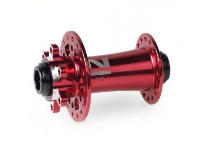 Náboj Novatec D791SB-15, přední, 32-děrový, červený (N-logo)