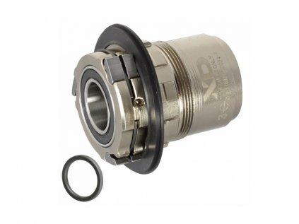 Ořech Novatec ocelový Sram XD (D462SB-SL / D162SB) kompatibilita F (3-západkový)