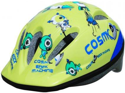přilba ROCK MACHINE Kids Cosmic 50-56cm