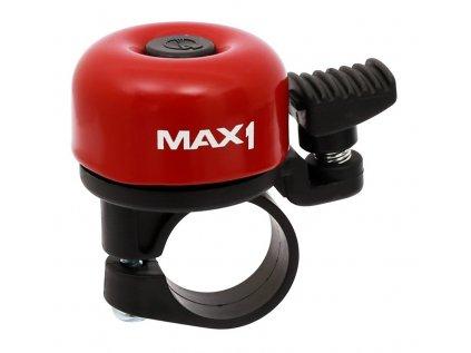 zvonek MAX1 mini vínový