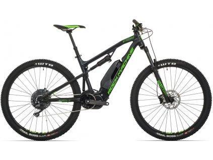 elektrokolo Rock Machine Blizzard e50-29 mat black/neon green/dark grey