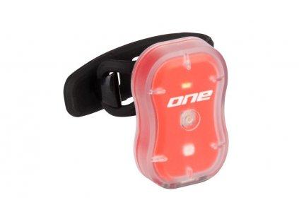 zadní blikačka ROCK MACHINE R.Light 15 USB červená