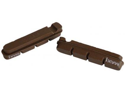 brzdová gumička MAX1 CARBON RIM 55mm silniční