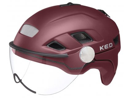 přilba KED B-VIS X-Lite