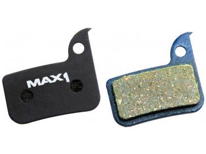 brzdové destičky MAX1 Avid Level