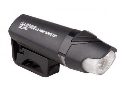 světlo přední SMART 115 bateriové 0,5W 80Lm