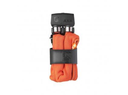 AXA zámek Foldable 600-serie 6 mm oranžová