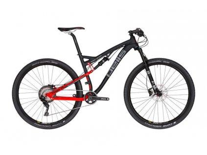 horské kolo Pells Tarpan 29 Race Black Red 2020