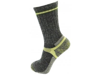 Sportovní ponožky, šedé