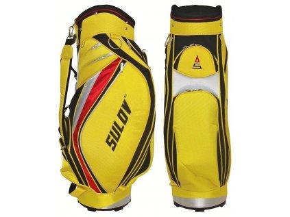 Cart bag SULOV, žlutý