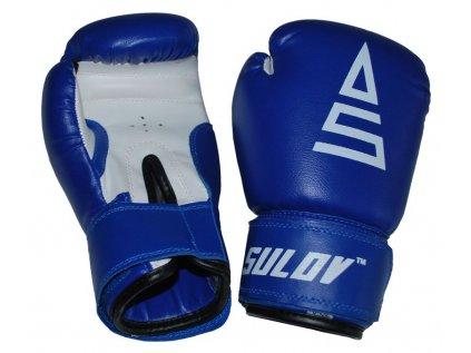 Box rukavice SULOV PVC, modré