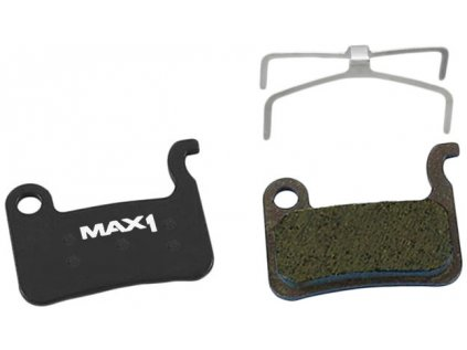 brzdové destičky MAX1 Shimano Deore