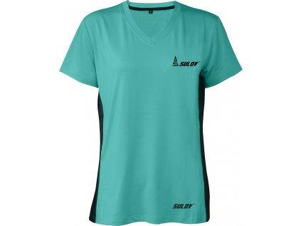 Dámské běžecké triko SULOV RUNFIT, modré