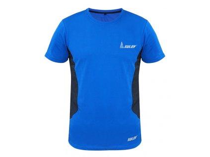 Pánské běžecké triko SULOV RUNFIT, modré