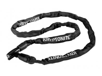 Zámek KRYPTONITE na klíč Keeper 411 4x1100mm - black