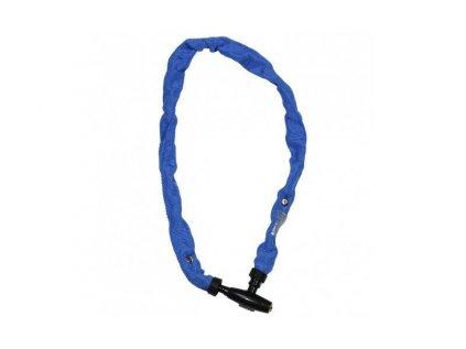 Zámek KRYPTONITE na klíč Keeper 465 4x650mm - modrý