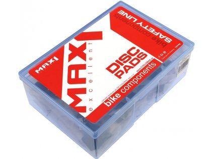 brzdové destičky MAX1 Avid Elixir balení 1ks