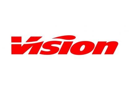 VISION drát 278mm, černá (Team 25, přední)