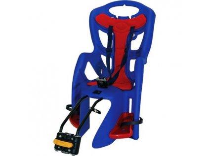 Detská sedačka Bellelli zadná Pepe Standard modrá