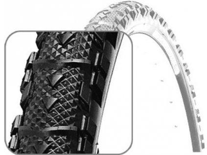 plášť CHAOYANG 26x1,95 (559-50) H-539 27 tpi černý