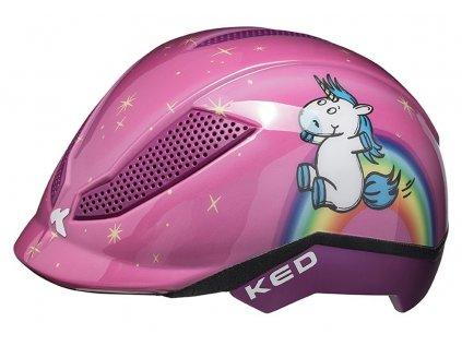 přilba KED Pina M Unicorn 51-56 cm