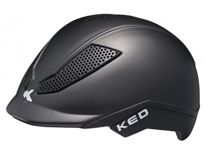 přilba KED Pina M black matt 51-56 cm