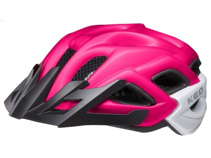 přilba KED Status Junior S pink purple matt 49-54 cm