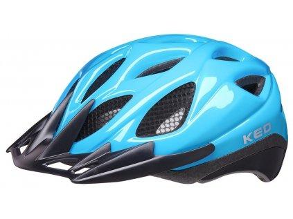 přilba KED Tronus M blue 52-56 cm