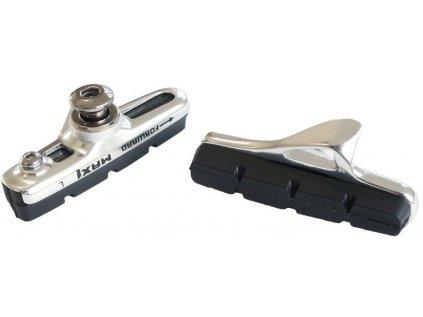 brzdová botka silniční MAX1 Sport 55 mm výměnná