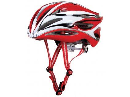 Cyklo helma SULOV AERO, červená