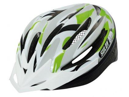 Cyklo přilba SULOV ALESSIA, zelená