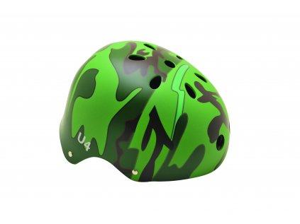 Helma na skate SULOV U4, zelená