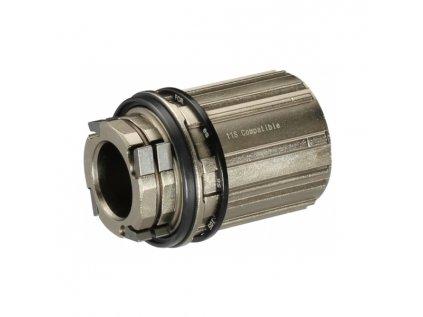 Ořech Novatec Light Steel, Shimano 11S - kompatibilita B2