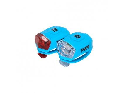 Sada bezpečnostního osvětlení P2R FREYO light blue