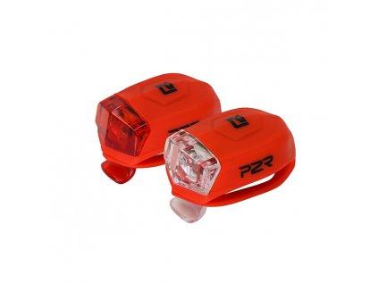 Sada bezpečnostního osvětlení P2R FREYO red