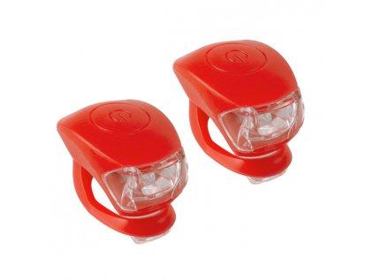 Sada osvětlení M-Wave COBRA IV červené