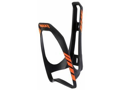 košík MAX1 Evo fluo oranžovo/černý