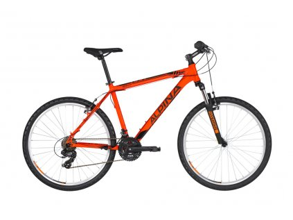 kellys alpina eco m10 neon orange l 26 l