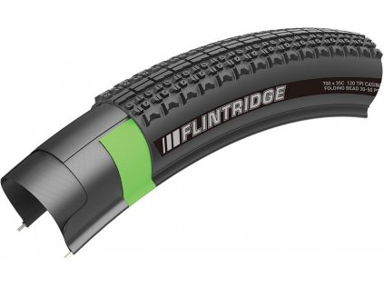 plášť KENDA Flintridge Sport 700x35C 60TPI DTC(L3RPro+StickE) patka drát