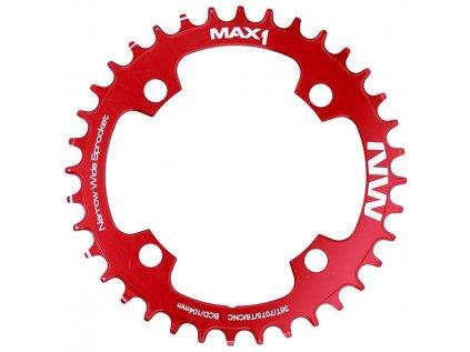 převodník MAX1 Narrow Wide 36z červený